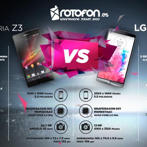 infografia_lg_g3_vs_xperia_z3